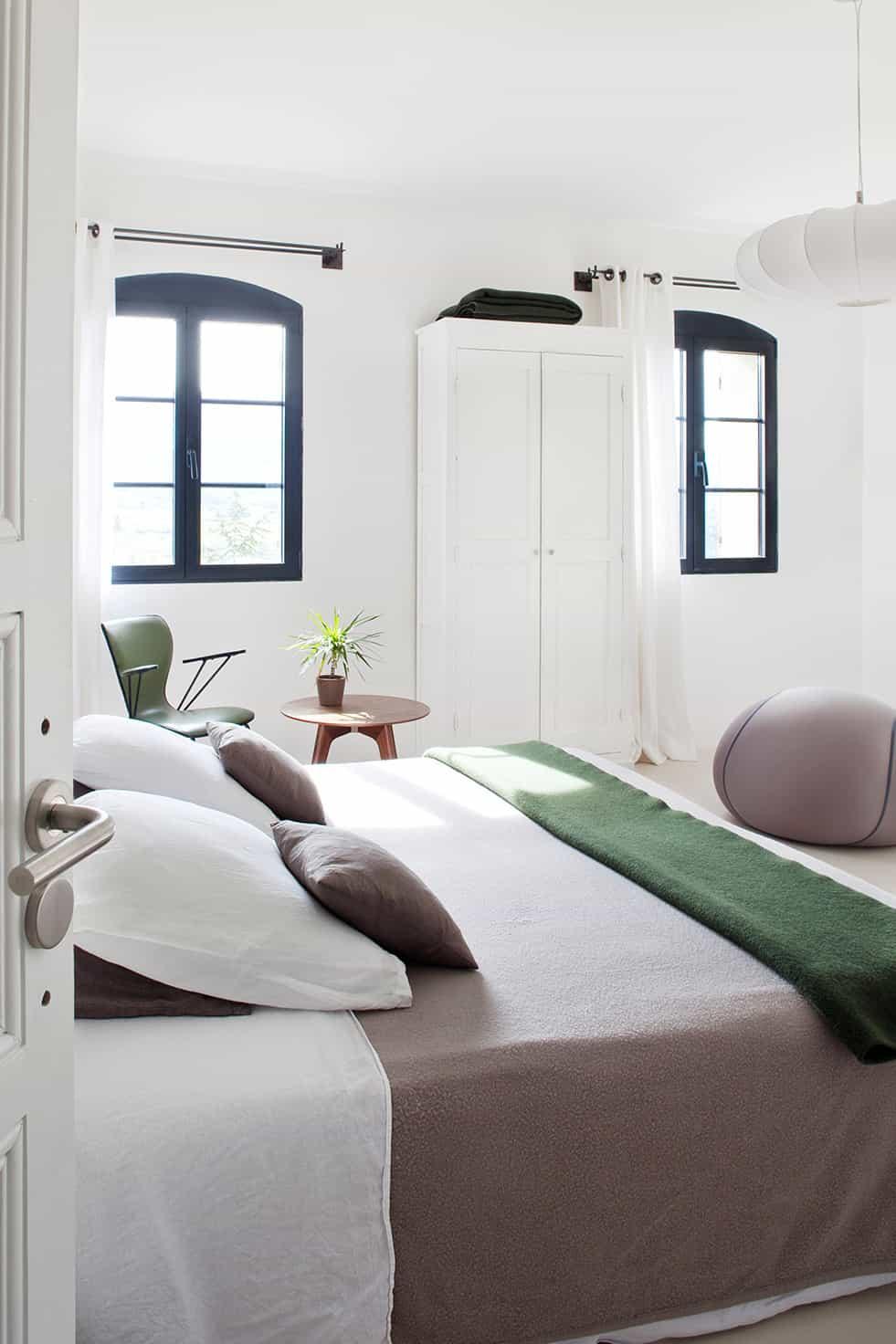 Chambre d'hôtes Opaline au Metafort, LUberon - Mont-Ventoux