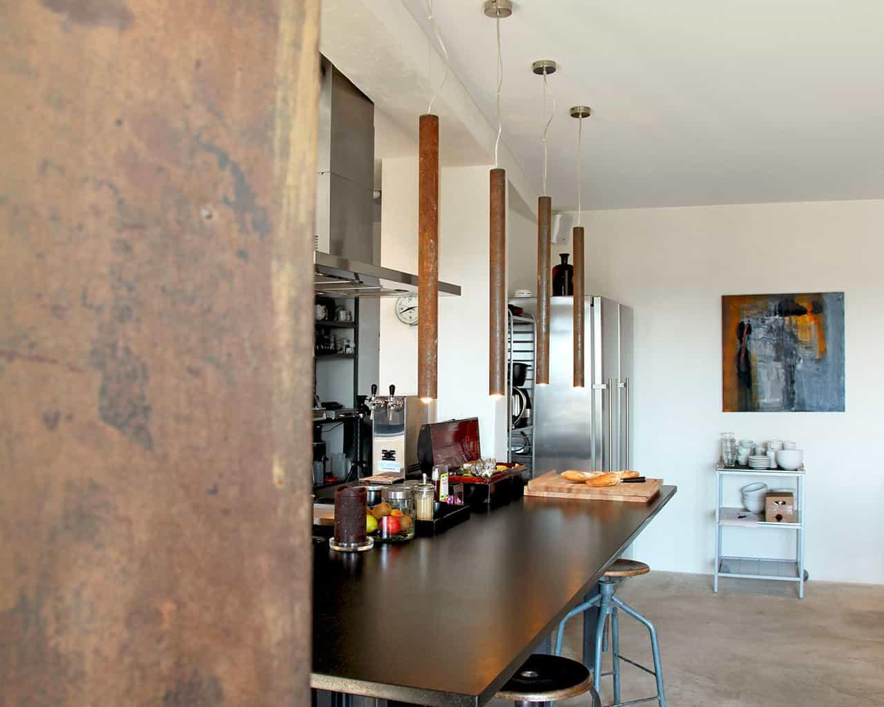 Cuisine de notre maison d'hôtes dans le Luberon, Metafort Provence