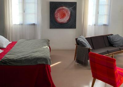 Chamre d'hôites Luberon - Chambre Cocoon - Metafort provence