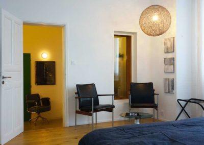Gîte en maison d'hôtes Luberon - Le Flat - Metafort provence