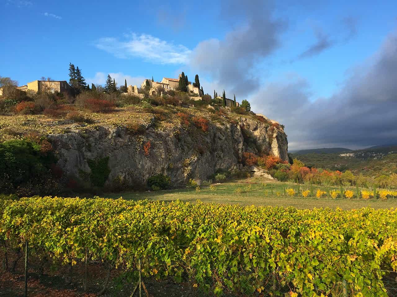 Village perché de Provence etr Luberon