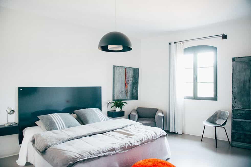 Chambre d'hôtes design en Provence au Metafort