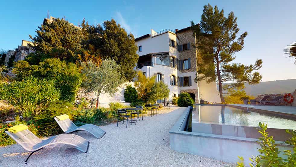 Maison d'hôtes le Metafort en Luberon Provence