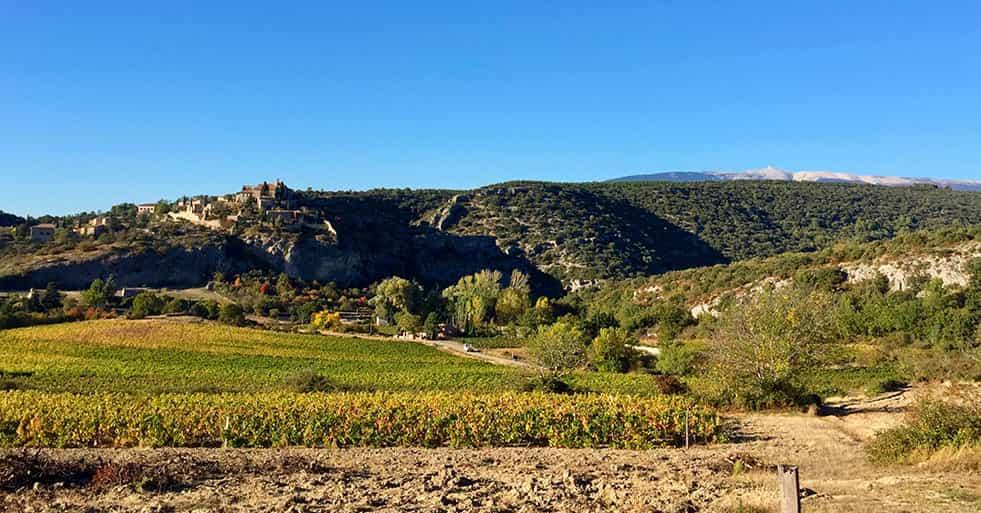 Monts de provence autour du Metafort, chambre d'hôtes en Luberon