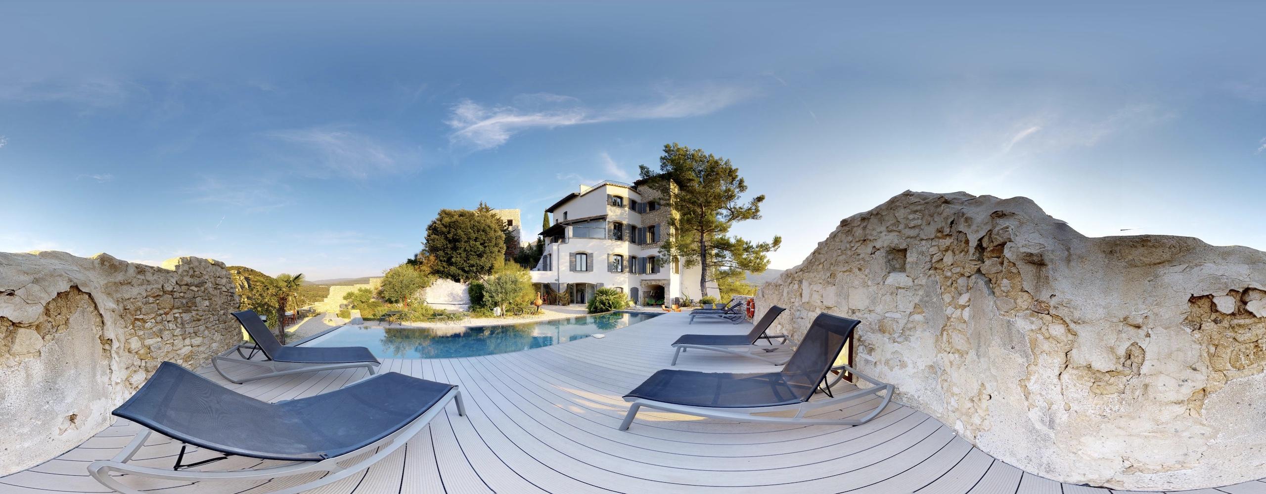 chambres d'hôtes Metafort entre Luberon et Mont Ventoux