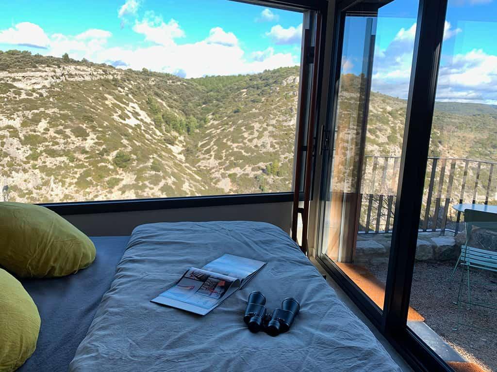 Metafort chambre d'hôtes Luberon (Vaucluse) - Chane L'Anesque